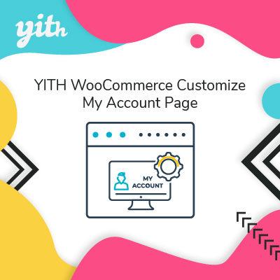 yith woocommerce customize myaccount page