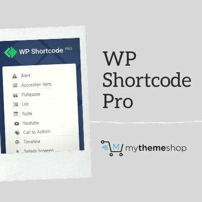 mythemeshop wp shortcode pro