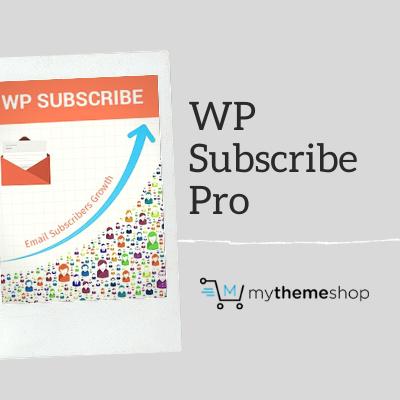 mythemeshop wp subscribe pro